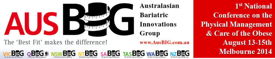 1st AusBIG Bariatric Conference 2014